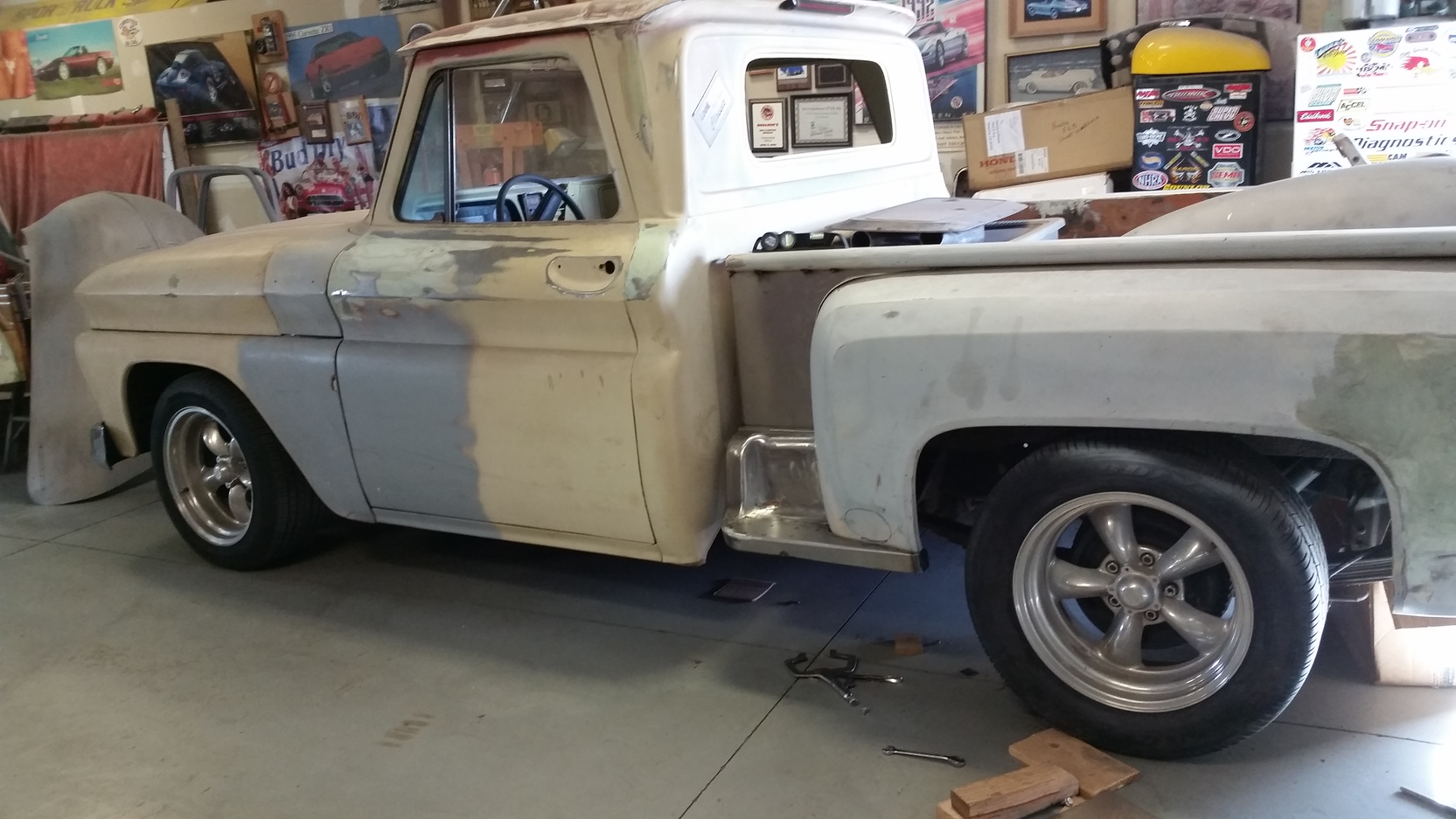 All Chevy 1965 chevy c30 : 1960-1966 Chevy/GMC Pickup Truck Restoration/Modification ...